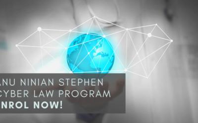 ANU Ninian Stephen Cyber Law Program – Enrol now!